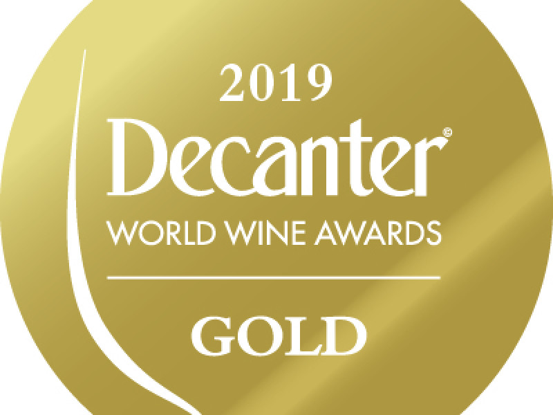Gold for 2018 Camel Valley Bacchus Dry at the Decanter World Wine Awards