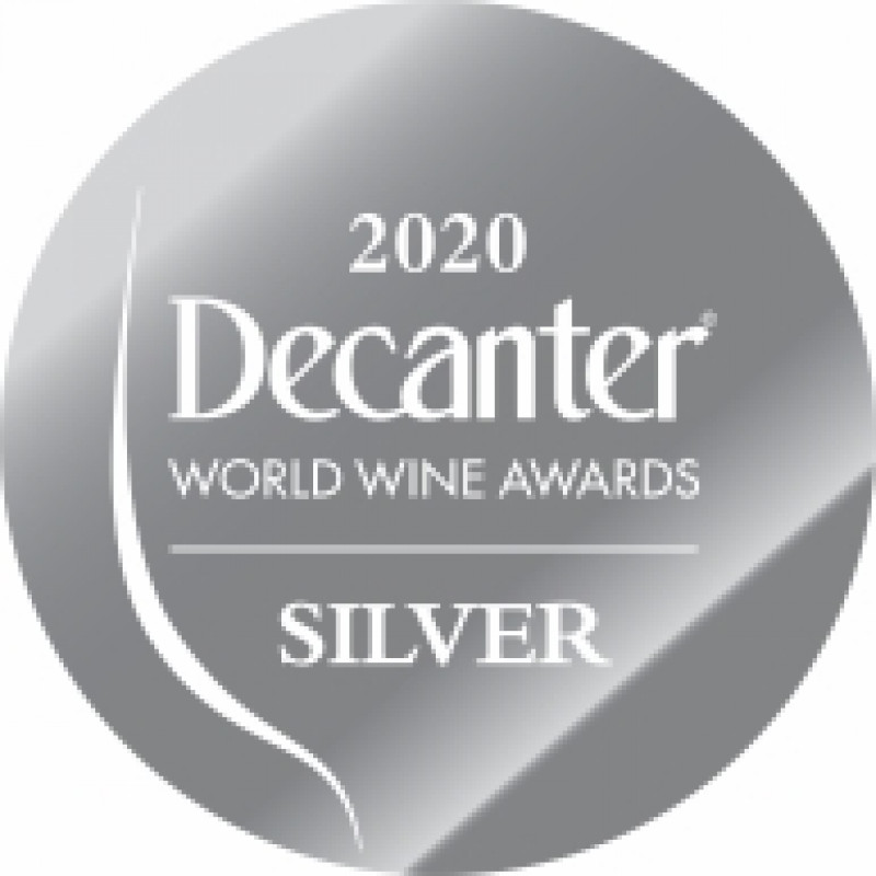 Silver (92 points) for 2018 Camel Valley Pinot Noir Rosé Brut at the Decanter World Wine Awards