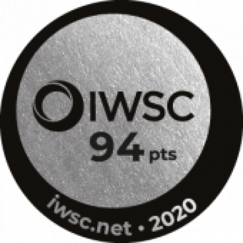 Silver (94 points) for 2018 Camel Valley Pinot Noir Rosé Brut at the International Wine and Spirit Competition
